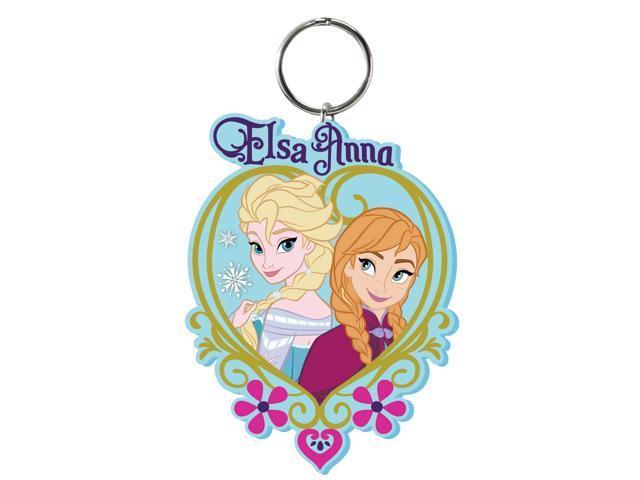 Disney's Frozen PVC Figural Key Ring:
