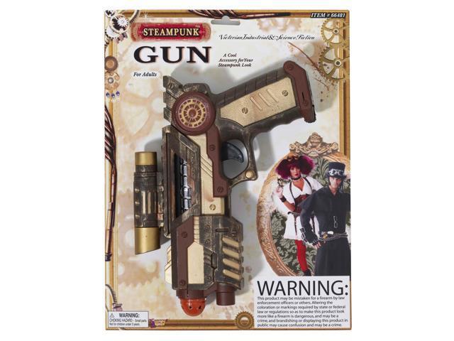 Steampunk Space Gun Costume Weapon Accessory