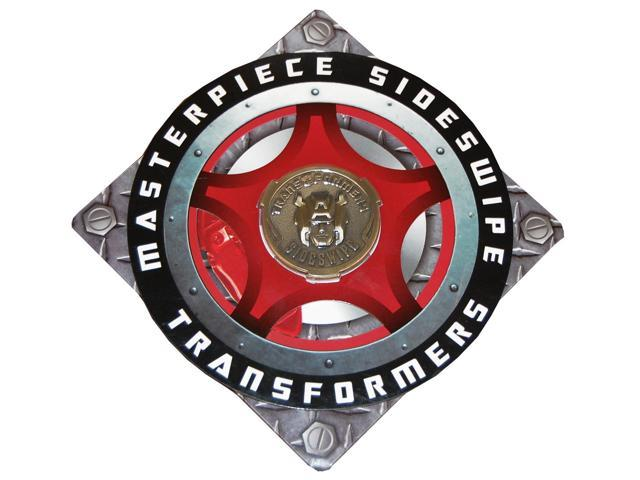 Transformers Sideswipe Masterpiece Collectors Coin