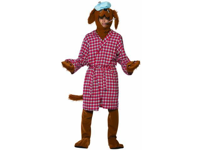 Sick As A Dog Costume Adult Standard