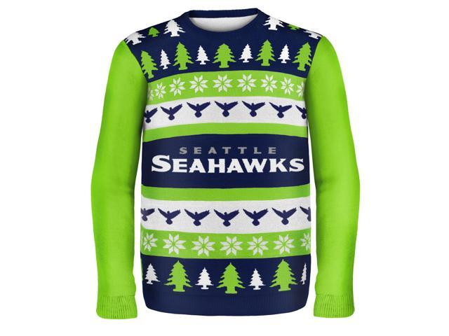 best website d7bbc a39c2 Seattle Seahawks Ugly Sweater Canada - Ladies Sweater Patterns