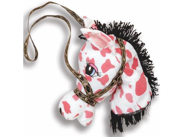 Cowgirl Pink Costume Hand Bag