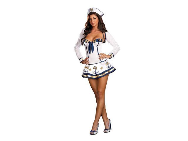 Sexy Sailor Makin' Waves Costume Adult Small