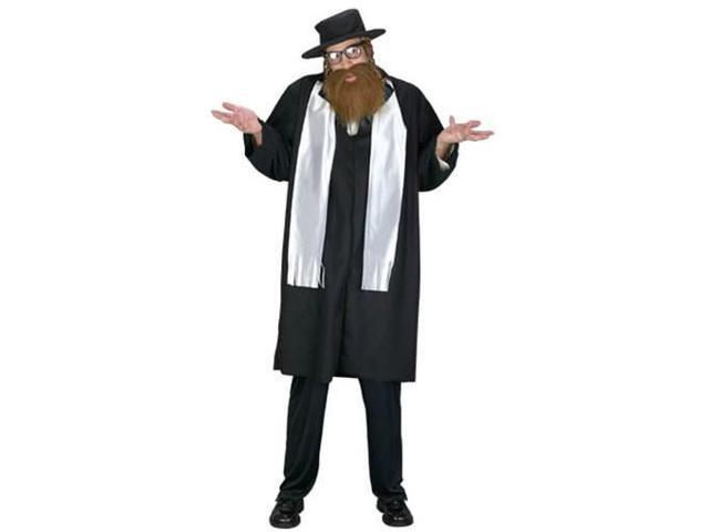 Rabbi Costume Adult Standard