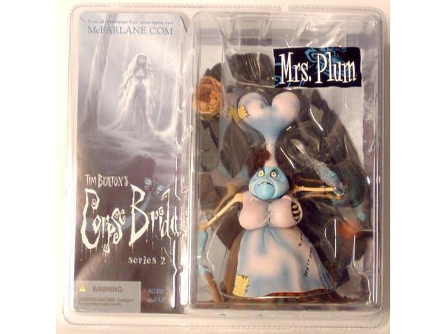 McFarlane Corpse Bride Series 2 Figure Mrs. Plum