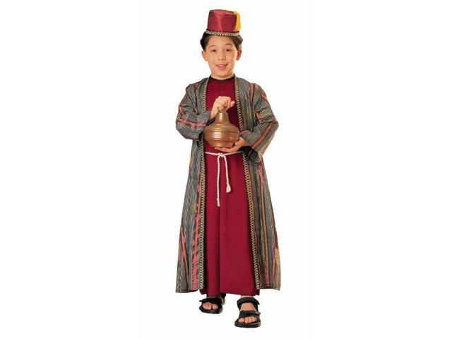 Three Wise Men Balthazar Deluxe Child Costume Small