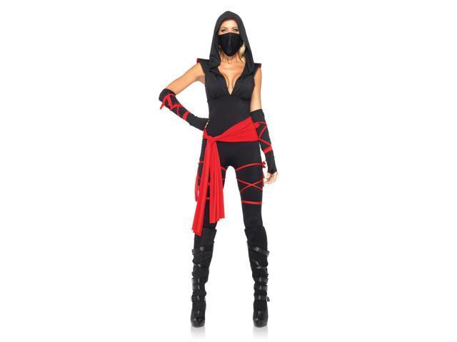 Adult Ninja Costume, Samurai Costume - Costume
