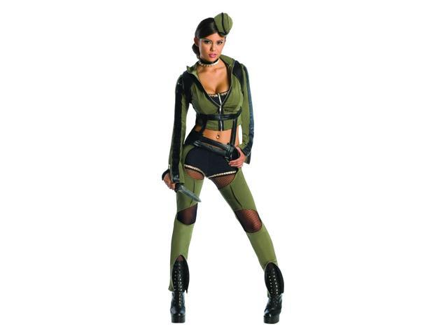Sucker Punch Amber Fight Costume Adult X-Small
