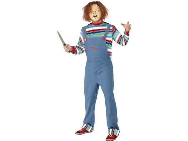 Child's Play Chucky Costume Adult Medium