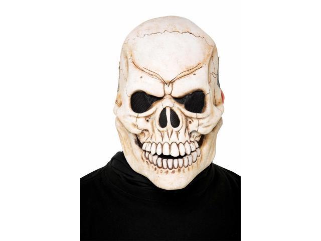 Don Post Skull Full Face Kit Costume Appliance