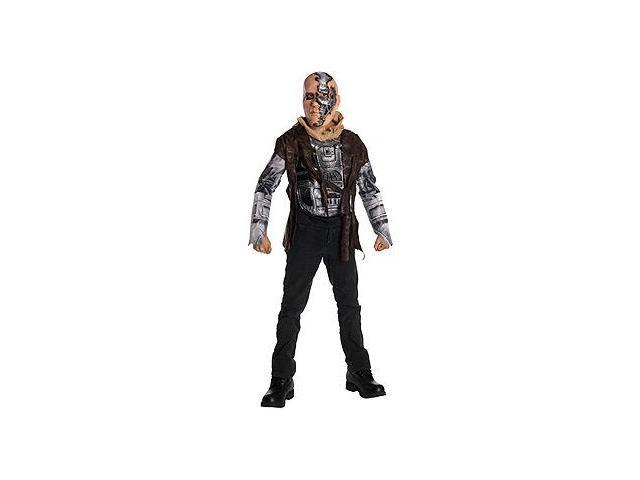 Terminator 4 Deluxe T600 Costume Child Small