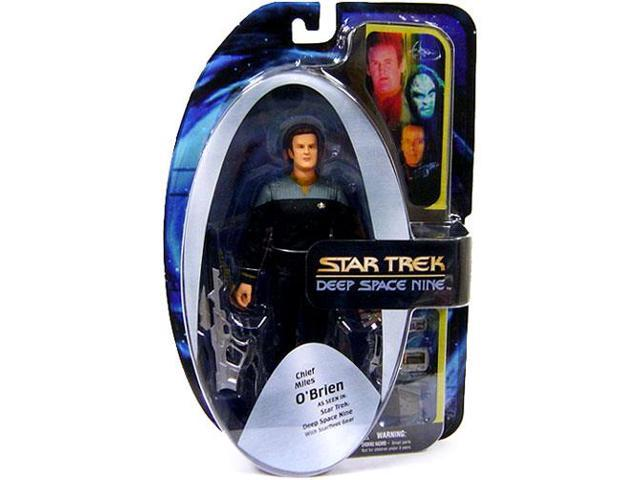 Star Trek Ds9 Figure - Chief Miles O'Brien