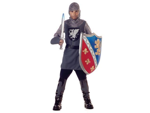 Valiant Knight Costume Child Tween 10-12
