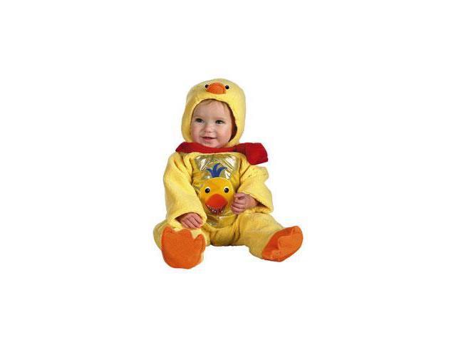 Baby Einstein Duck Baby Costume 0-6 Months