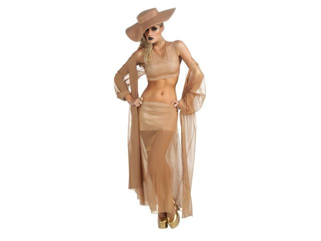 Lady Gaga 2011 Grammy Costume Adult Small