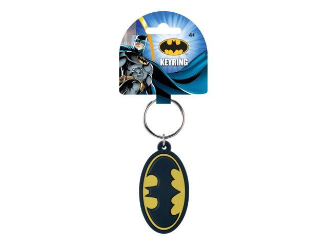 DC Comics Soft Touch PVC Key Ring: