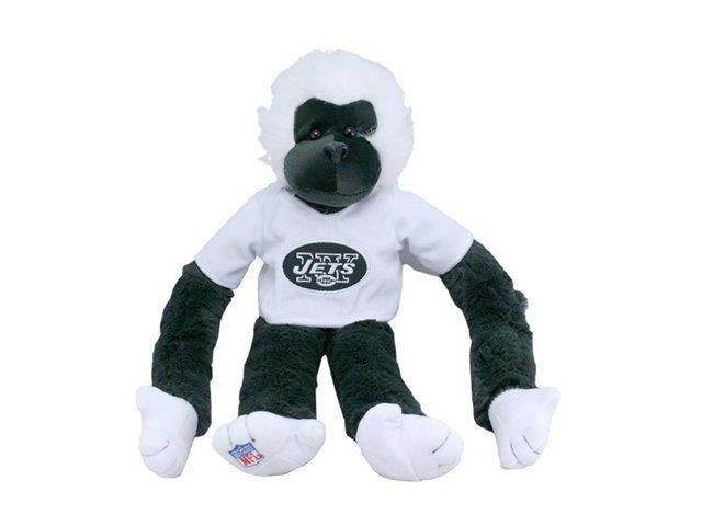 NFL New York Jets Team Monkey