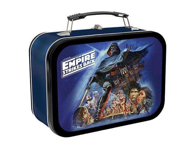 Star Wars Empire Strikes Back Tin Lunch Box