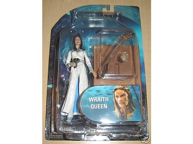 Stargate Atlantis Series 2 Figure Wraith Queen