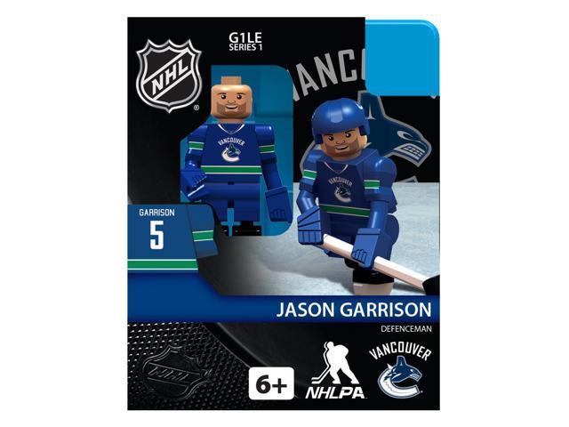 Vancouver Canucks NHL OYO Minifigure Jason Garrison