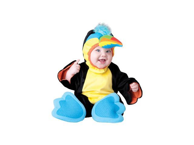 Tiny Toucan Infant Toddler Costume Medium 12-18 Months