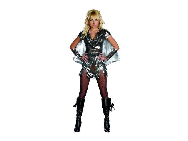 Sexyieval Metal Maiden Costume Adult Medium