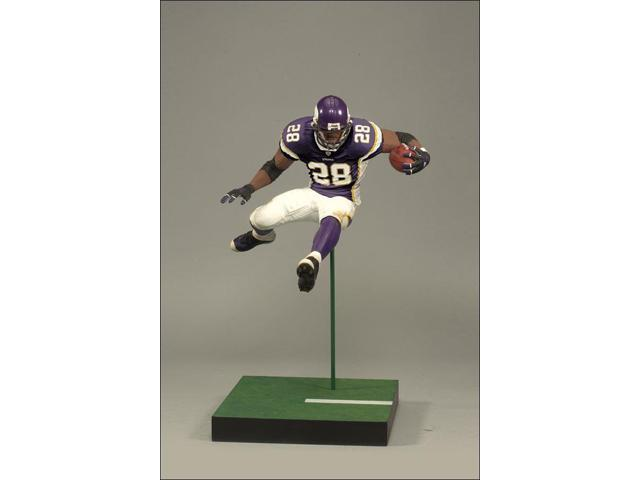 Mcfarlane NFL Series 22 Figure Adrian Peterson 2 Minnesota Vikings
