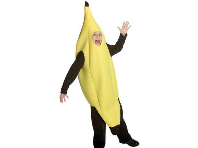 Banana Child Costume Standard