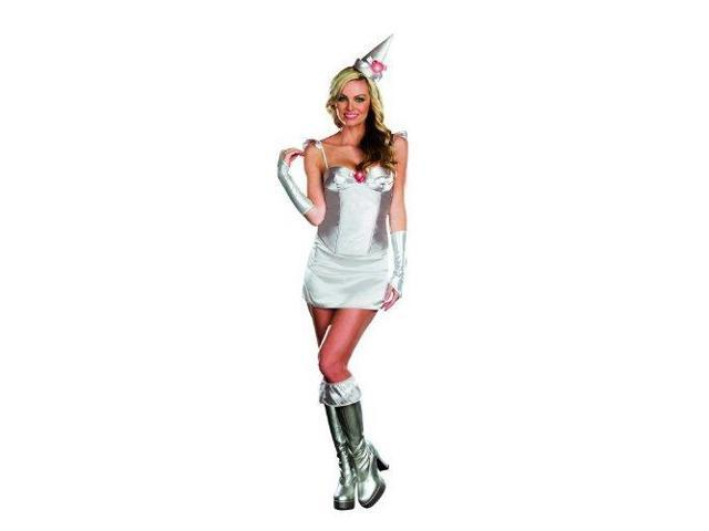 Wizard Of Oz Sexy Tin Woman Adult Costume X-Small 0-2