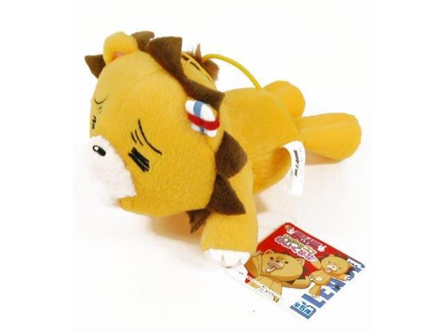 Banpresto Plush - Lion Plaid Ear Patch Sad