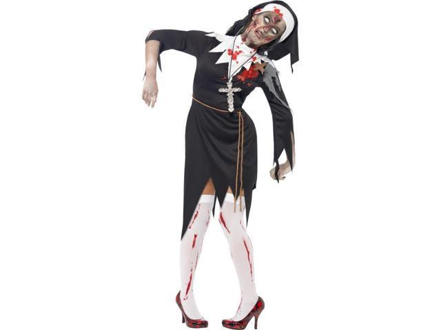 Zombie Bloody Sister Mary Adult Costume Small