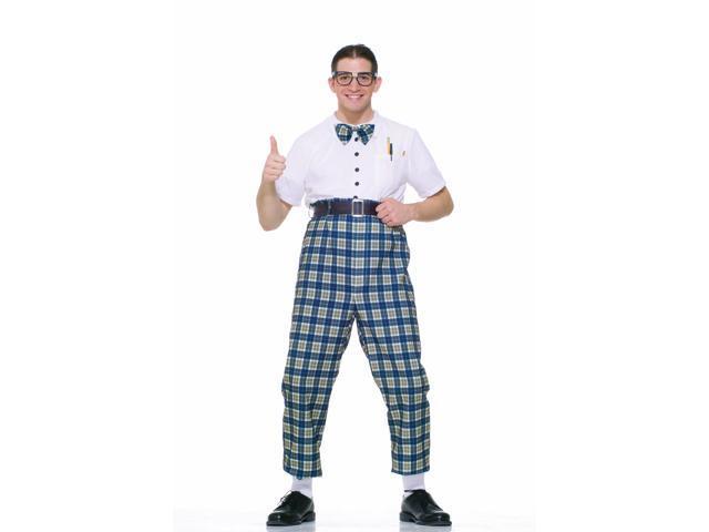 Nerd Costume Adult Standard