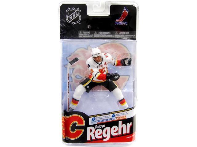 McFarlane NHL Figure Robyn Regehr Calgary Flames White Jersey Variant