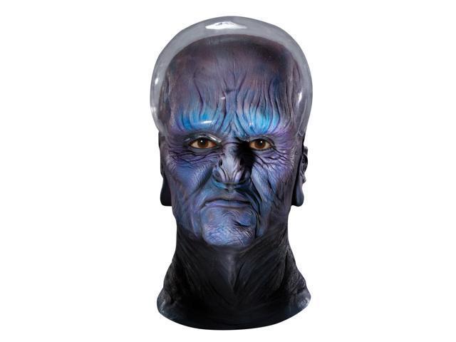 Green Lantern Deluxe Ganthet Overhead Latex Costume Mask Adult