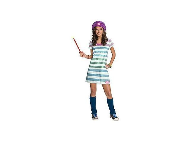 Wizards Of Waverly Place Alex Striped Witch Costume Child Small