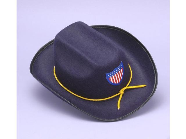 Union Army Soldier Officer Adult Costume Hat