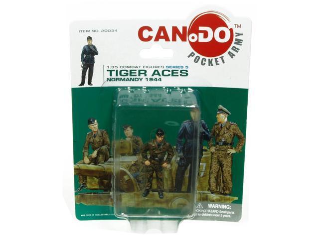 1:35 Combat Figure Series 5 Tiger Aces Normandy 1944 Figure X Kurt