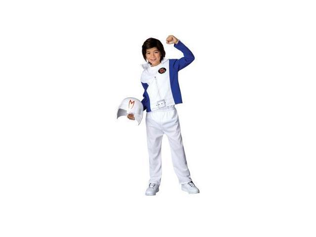 Speed Racer The Movie Deluxe Speed Racer Child Costume Medium