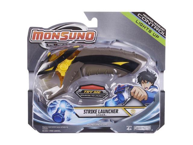 Monsuno Strike Launcher #1: Storm