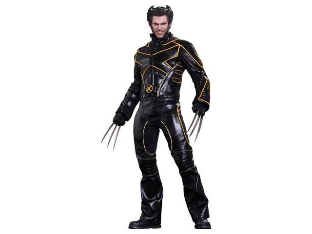 Wolverine X-Men The Last Stand Action Hot Toys Figure