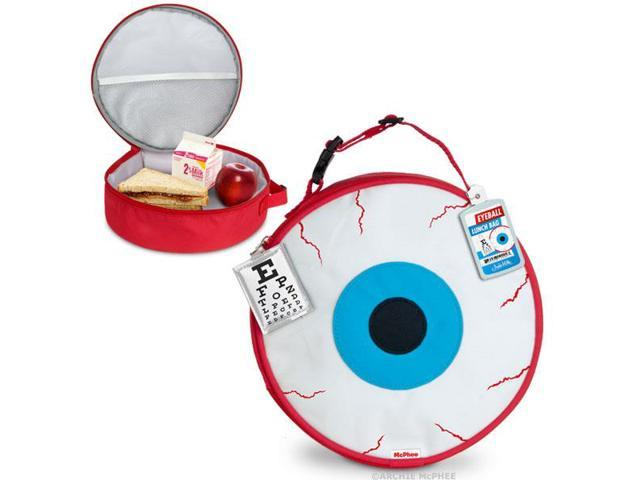 Eyeball Insulated Lunch Bag