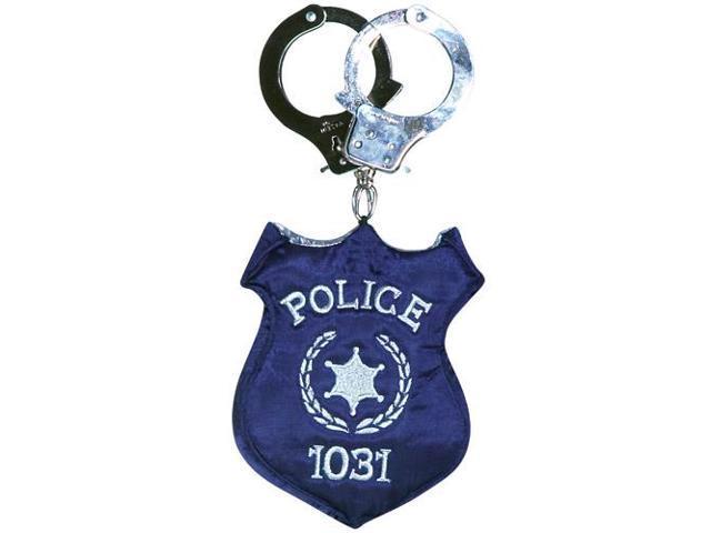 Costume Purse Police Badge