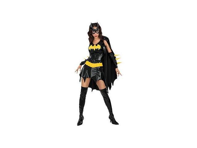 Deluxe Batgirl Sexy Costume Adult