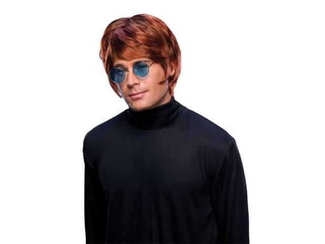 Pop Star 60'S Style Adult Costume Brown Wig