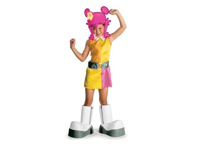 Hi Hi Puffy Ami Child Costume Medium