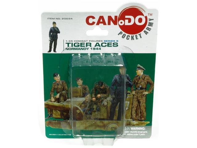 1:35 Combat Figure Series 5 Tiger Aces Normandy 1944 Figure A Hans