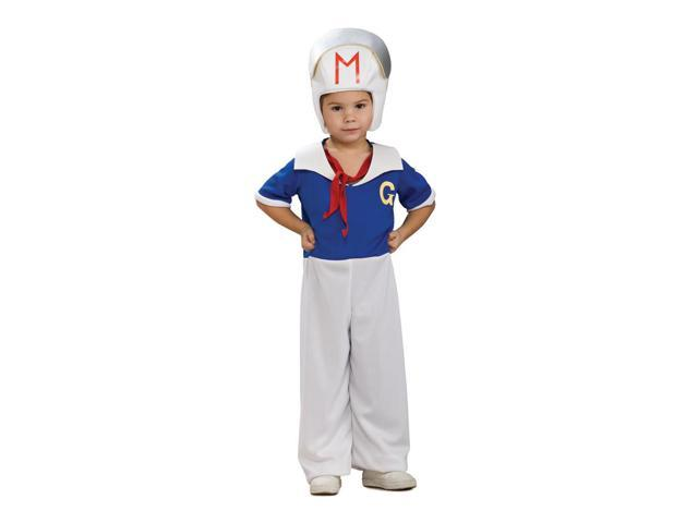 Speed Racer Cute & Cuddly Infant Costume 6-12 Months