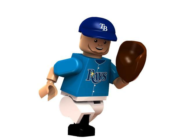 Tampa Bay Rays MLB Rookie of The Year OYO Minifigure Wil Myers