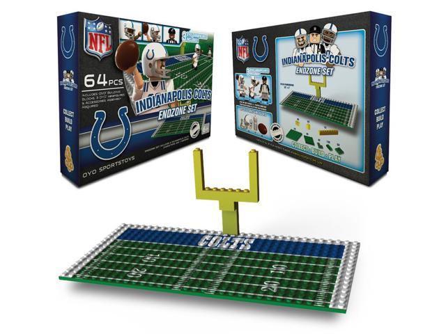 Indianapolis Colts NFL Endzone Set