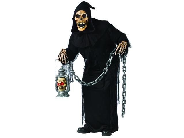 Grave Ghoul Costume Adult Plus Size